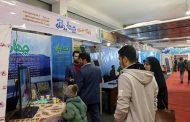 گزارش تصویری از اولین روز نمایشگاه مطبوعات در غرفه پایگاه خبری چهاردانگه