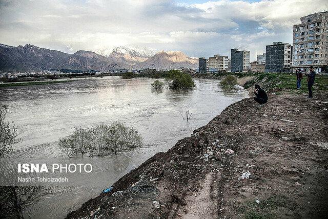 آزادسازی ۱۶۴ هکتار از اراضی حریم رودخانهها در مازندران