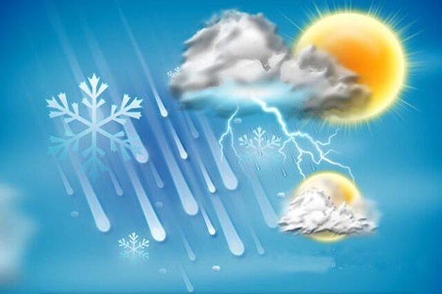 پیشبینی وضع آب و هوای مازندران