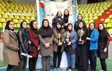 کسب22 مدال توسط باشگاه رزم آوران در قهرمان استانی کاراته بانوان