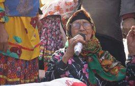 گزارش تصویری از برگزاری جشنواره دشو در کنار دریاچه چورت
