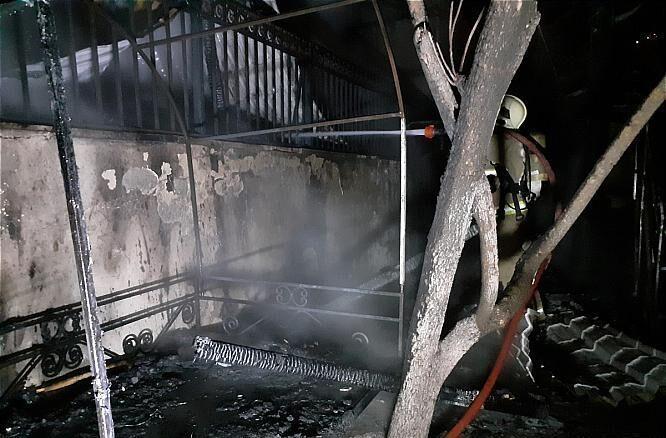 انفجار سیلندر گاز در چالوس ۵ زخمی برجای گذاشت