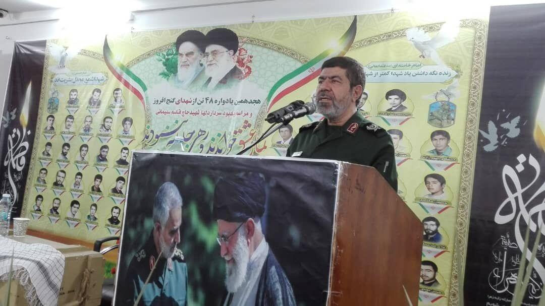 قدرت موشکی ایران حامیان استکبار در منطقه را ناامید کرد