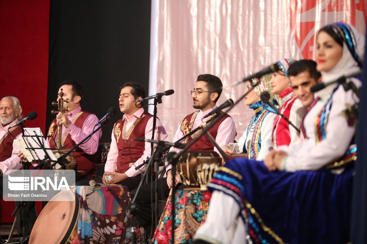 آخرین شب از جشنواره موسیقی فجر در مازندران