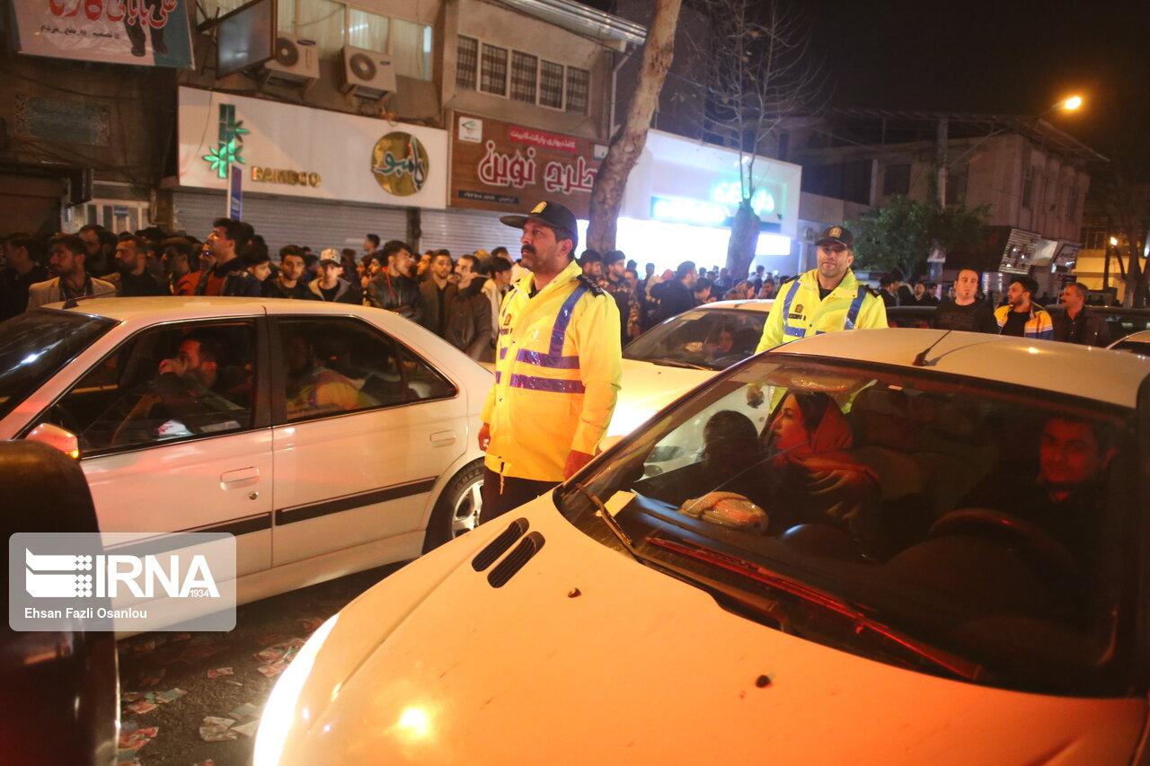 آخرین شب تبلیغات کاندیداهای مجلس شورای اسلامی در ساری