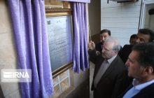 افتتاح طرح توسعه بیمارستان رازی قائمشهر با حضور وزیر بهداشت