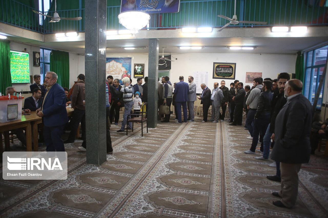 حضور مردم مازندران در پای صندوقهای روند افزایشی گرفت