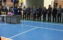 تیم فوتسال شهید نجفی کرسام قهرمان دومین دوره جام دهیاریهای بخش چهاردانگه شد+ تصاویر