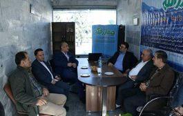 گزارش تصویری افتتاح دفتر پایگاه خبری چهاردانگه نیوز در ساری