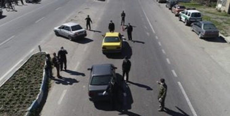 تمام محورهای ورودی به استان مازندران مسدود شد