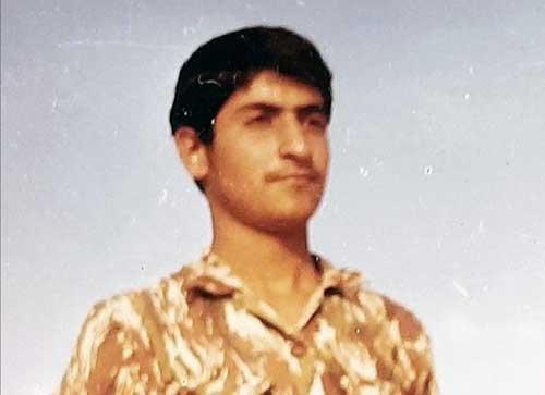 گفتگو صمیمی با جانباز سرافراز علیرضا شهابی