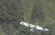 سقوط هواپیمای آموزشی ناجا در اطراف جنگل متل قو