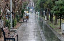 تداوم هوای خنک و بارشهای متناوب باران در مازندران