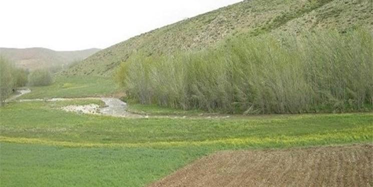 رفع تصرف 5 هزار متر از اراضی ملی در کلاردشت