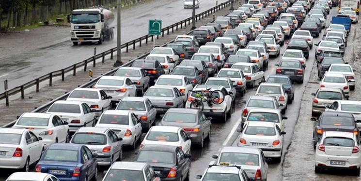 ترافیک سنگین در کندوان/ احتمال تاخیر در اجرای محدودیت یکطرفه هراز
