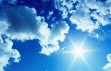 کاهش موقتی ابرناکی آسمان مازندران