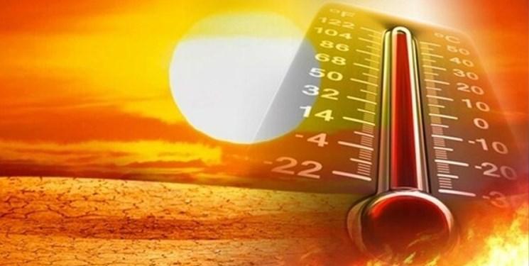 تداوم هوای گرم تا فردا/ باد و احتمال رگبار پراکنده از فردا شب در آسمان مازندران