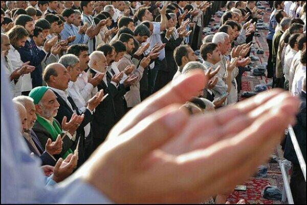 نماز عید فطر در مساجد و بقاع مازندران اقامه می شود