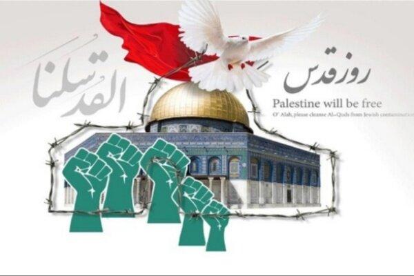 امت های اسلامی برای ازبین بردن غده سرطانی صهیونیست متحد شوند