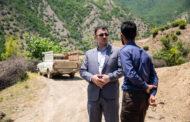 بازدید مسئولین اداره گاز برای رفع مشکلات از چند روستای چهاردانگه