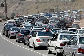 محدودیتهای ترافیکی راهها درتعطیلات عیدفطر/جادههای یکطرفه کدامند؟