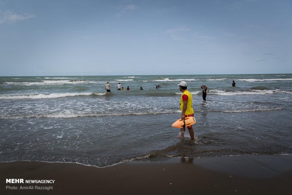 غرق شدن ۴۷ نفر سال قبل در طرح های سالمسازی دریای مازندران