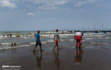 ۶ نفر در دریای مازندران غرق شدند/اجرای طرح GIS در سواحل