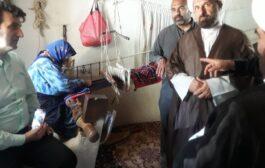 بازدید مدیرکل کمیته امداد امام خمینی(ره) مازندران از روستای مالخواست
