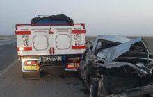 سریال دنبالهدار برخورد کامیون با سواری در مازندران/ کشته و زخمی شدن 12 نفر طی 24 ساعت گذشته