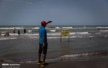 غرق شدن ۱۴ نفر در دریای مازندران طی دو ماه اخیر