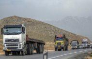 شمار ناوگان باری در مازندران ۱۸ درصد رشد یافت