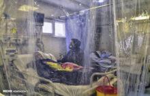 شمار بیماران بستری شده کرونایی در مازندران 1081 نفر رسید