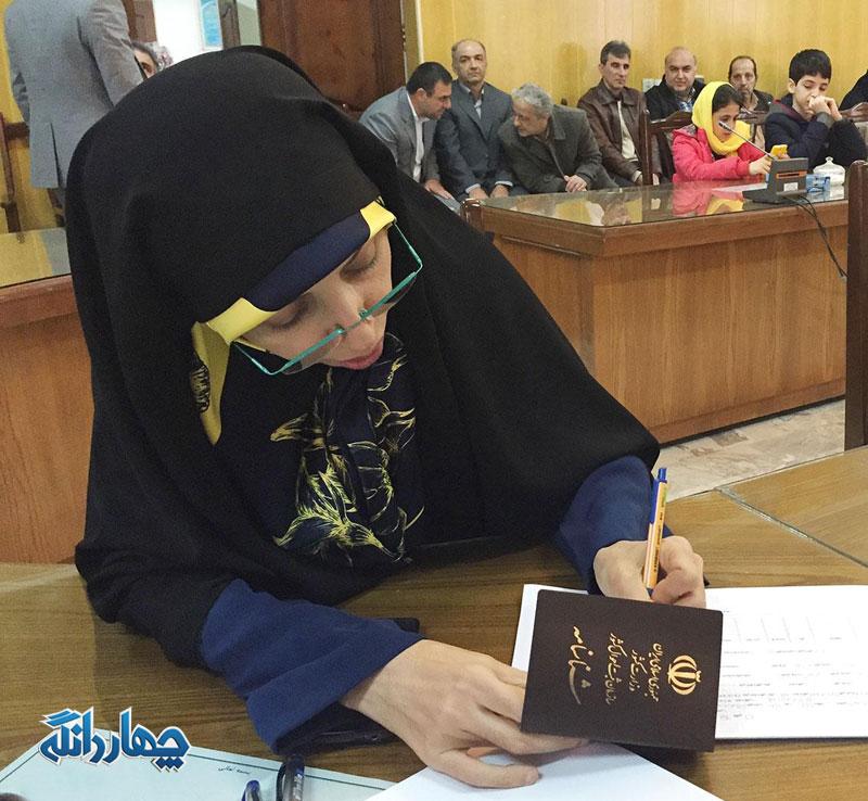 آیا چهاردانگه با فرستادن اولین نماینده زن به مجلس شورای اسلامی از مازندران، رکورد شکنی میکند؟
