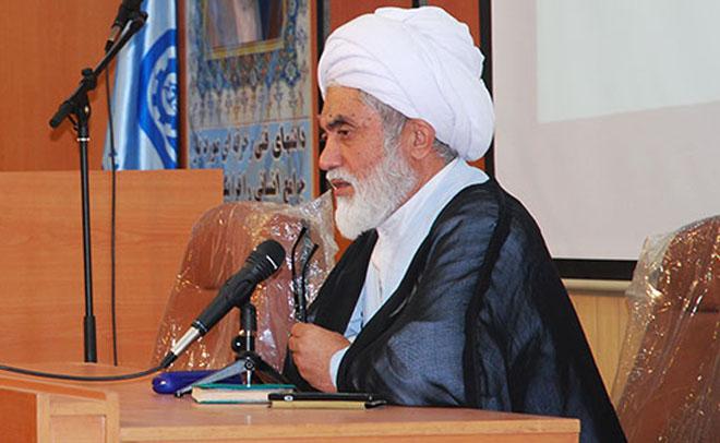 متن سخنان حجت الاسلام تیموری در به مناسب روز ۹ دیماه