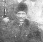 میرزا حبیب الله خان اشجع الملک بزرگ (اول) حاکم مازندران