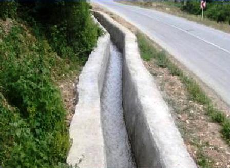 kanale betoni