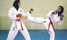 درخشش بانوي کاراته کاي چهاردانگه اي در مسابقات بینالمللی ترکیه