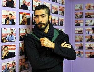 حضور یاسر خاسب در سی و پنجمین جشنواره بینالمللی تئاتر فجر