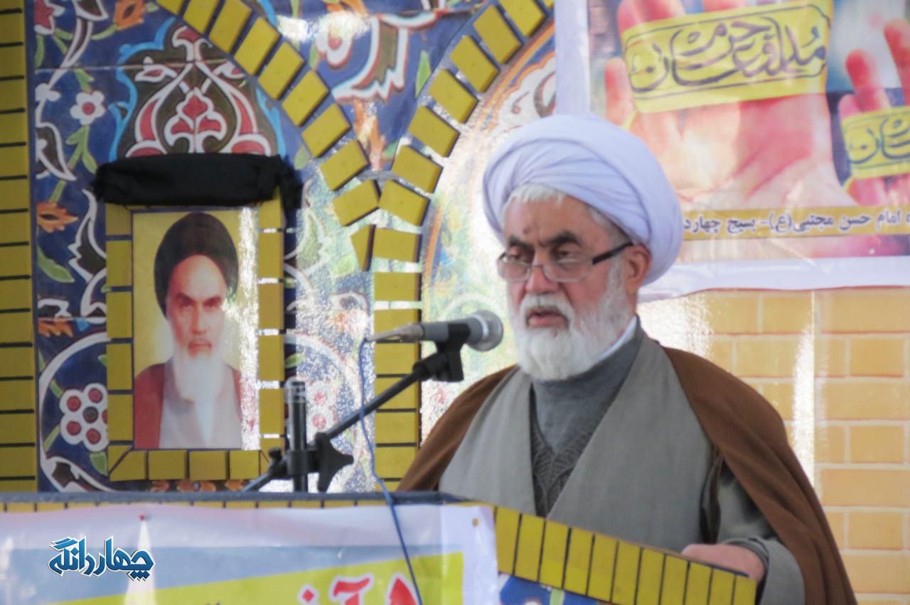 فایل صوتی: نماز جمعه چهاردانگه به امامت حجت الاسلام تیموری– 16 آذر ۹۷