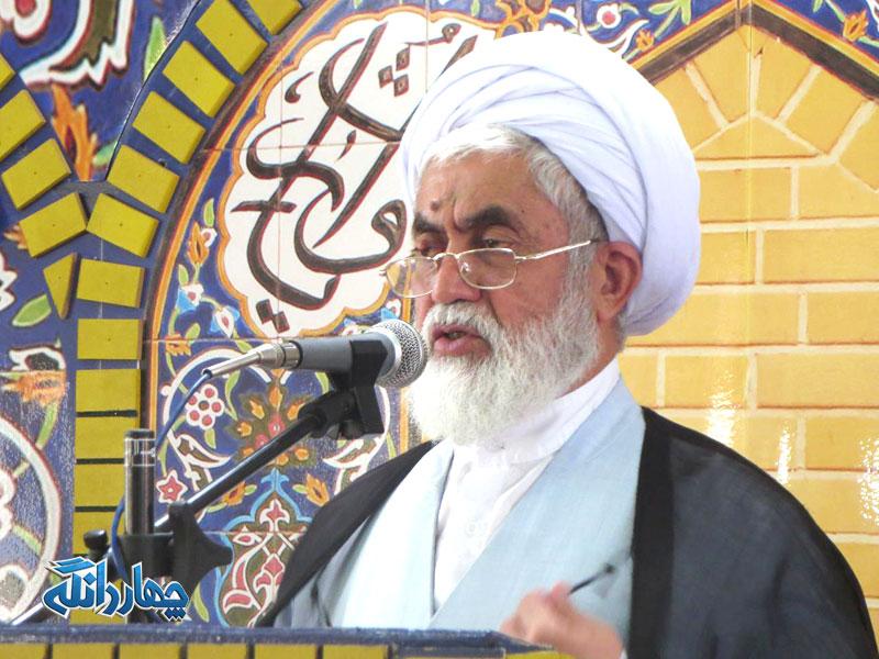 فایل صوتی: نماز جمعه چهاردانگه به امامت حجت الاسلام تیموری– 30 آذر ۹۷