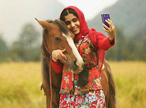 داستان دختر جوان چهاردانگه ای موضوع مستند جدید زمانپور کیاسری