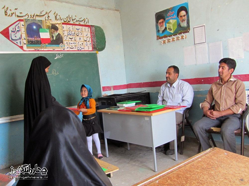 گزارش بازدید از خانه قرآن «آل یاسین» در روستای کردمیر