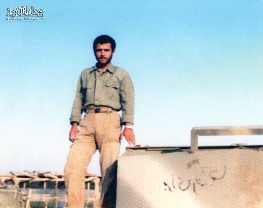 زندگینامه و تصاویر منتشر نشده معلم شهید سید ارسلان علوی