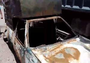 یک کشته و ۳ مجروح بر اثر تصادف در محور کیاسر - سمنان