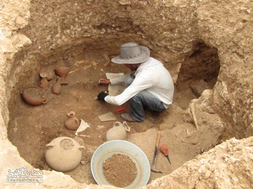 ایجاد سایت موزه در محوطه تاریخی وستمین