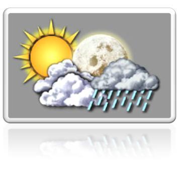 کیاسر گرمترین نقطه استان در روز گذشته/آسمان مازندران بارانی میشود