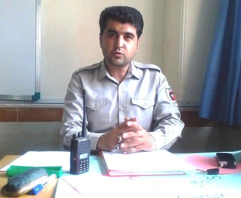 مصاحبه با رییس آتشنشانی شهرداری کیاسر