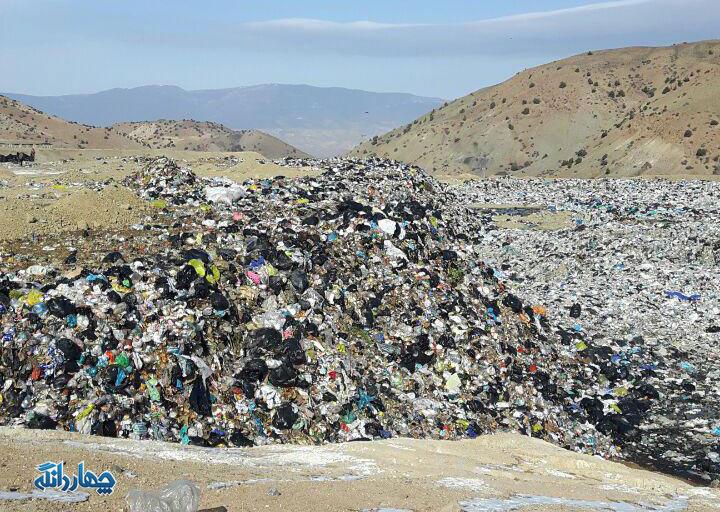 معاون خدمات شهری شهرداری ساری: محل دفن زباله در پشتکوه چهاردانگه درختکاری میشود